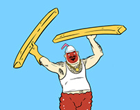 Aqua Teen Hunger Force Superfan