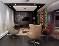 EXXARO - Sandton Eye Office Interior