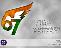 67th India's Independence Day