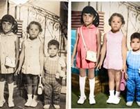 Restauração e Colorização de imagem