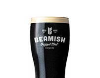 Beamish Stout Rebrand