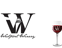 Westport Winery Logo Redesign