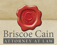 Law Firm / Lawyer Business Cards