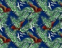 Pomme Chan: Scarves & Patterns