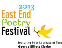 East End Poetry Festival Graphic Id