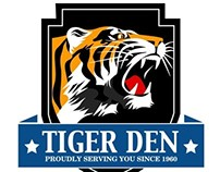 Fresh Food Redesign: Tiger Den
