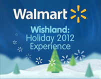 Walmart Wishland: Holiday 2012 Experience