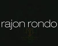 Rajon Rondo 'THE CLINIC'