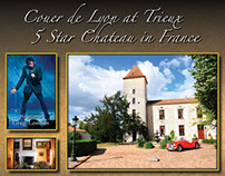 Chateau Reservation Ad