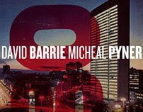 DAVID BARRIE / MICHEAL PYNER WEBSITE