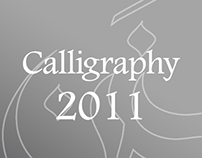 Calligraphy 2011