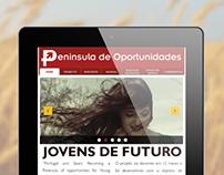 Web Design | Península