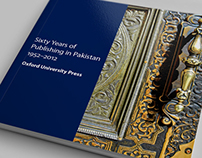 60 Years of Publishing in Pakistan 1952-2012