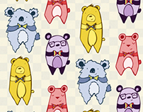 Bowtie Bears