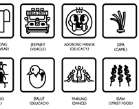 Proudly Pinoy Pictogram