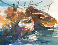 boat in el max