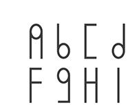 Swees font design