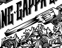 Stang Gappa Band Illustrations