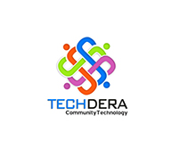 TechDera Poster and Flayer