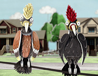 JH Woodpeckers