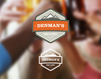 Denman's Branding