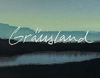 Gränsland – Editorial Design