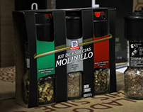 McCormick Spices 3 pack - Academic project
