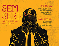 Sem Serifa - art and design magazine