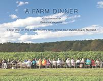 A Farm Dinner