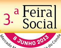 3.ª Feira Social