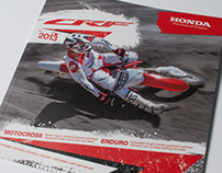 Honda Off Road Brochure