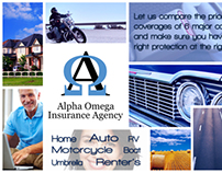 Alpha Omega Postcards