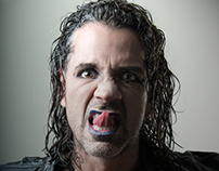 Rock Star Portrait by: Alex Salas