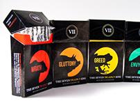 The Seven Deadly Sins: Cigarettes