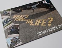 Suzuki Range Brochure 2011