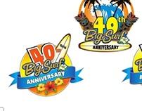 Logo - Big Surf 40th