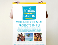 Smiles for the Pacific - Logo and Branding