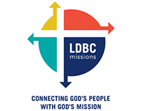 Logo Design, Lakeshore Drive Baptist Church Missions