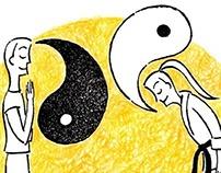 YogaCityNYC Illustration