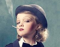 Santa Casa   Don't smoke near kids