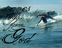 Waves Are Toys From God