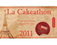Cake Boss Event Ticket