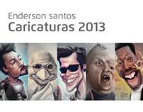 CARICATURES 2013