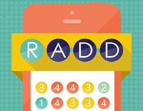 RADD:  The Adding Game
