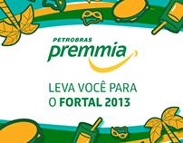 Fortal 2013 / BR Distribuidora