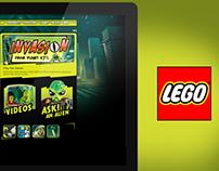 LEGO - Alien Conquest
