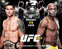 UFC 168: Chris Weidman vs Anderson Silva II