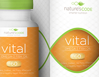 Health & Wellness Supplement Branding & Packaging