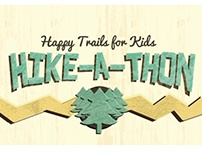 Happy Trails For Kids - Visual Identity
