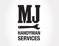 Branding and Identity: MJ Handyman Services